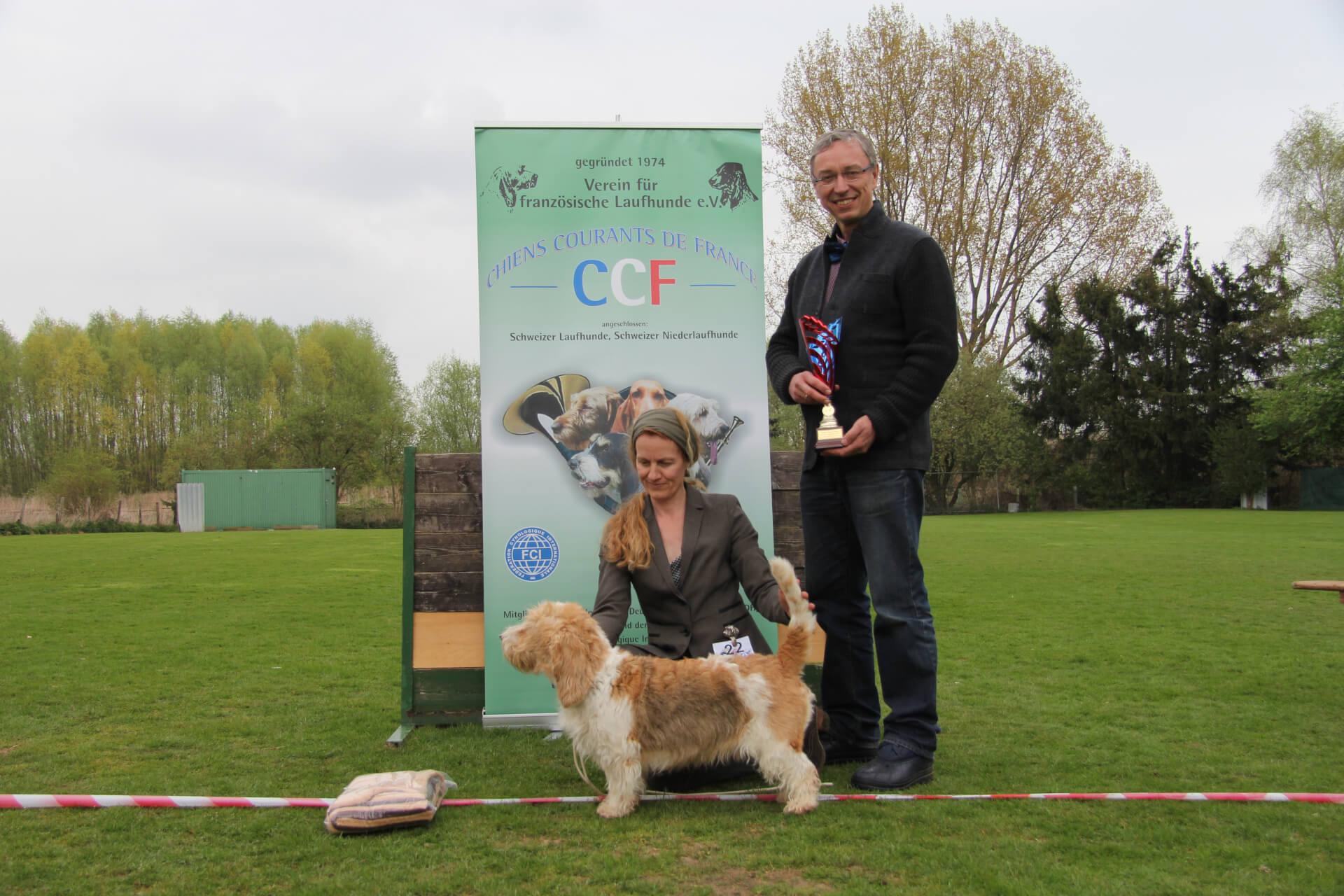 Verein für Französische Laufhunde Finnlander´s Born to be Wild